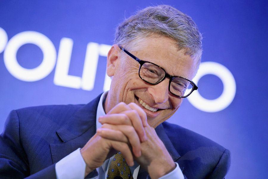 Bill Gates On Religion Quote