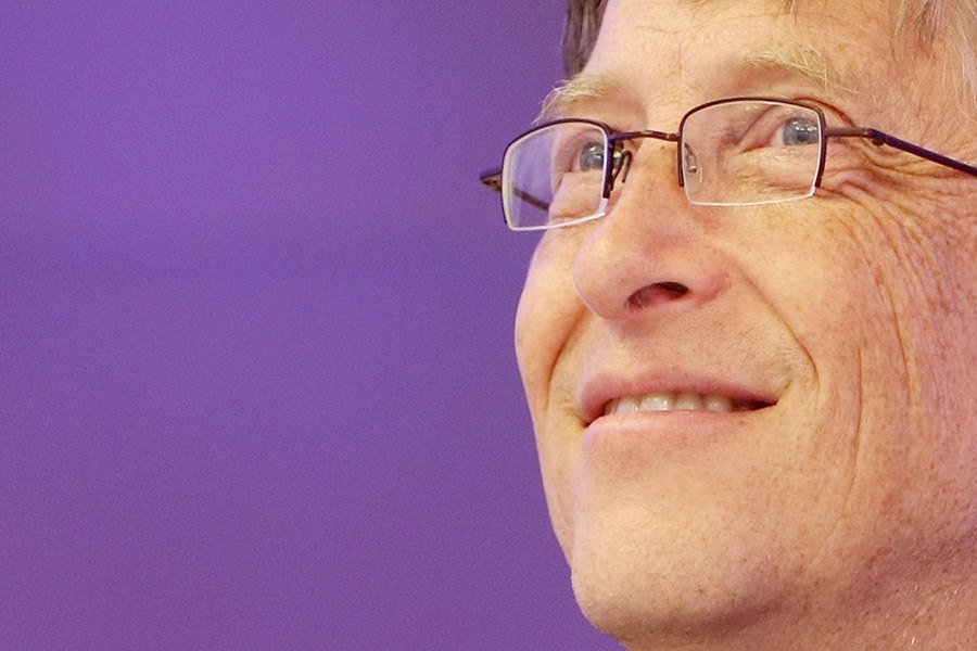 Bill Gates On Humanity's Greatest Advances