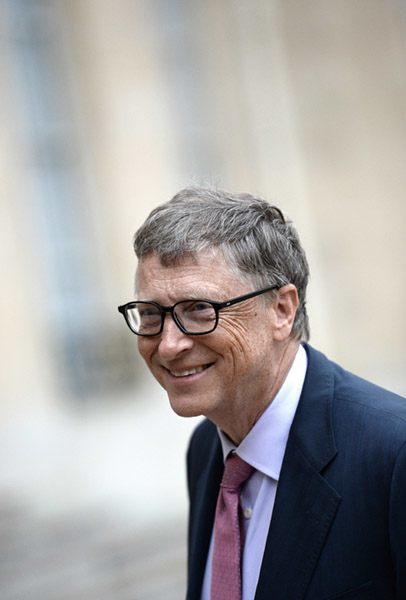 Bill Gates Smile