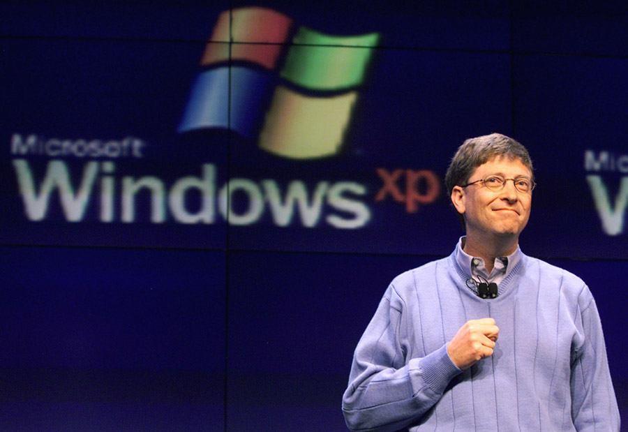 Bill Gates Windows