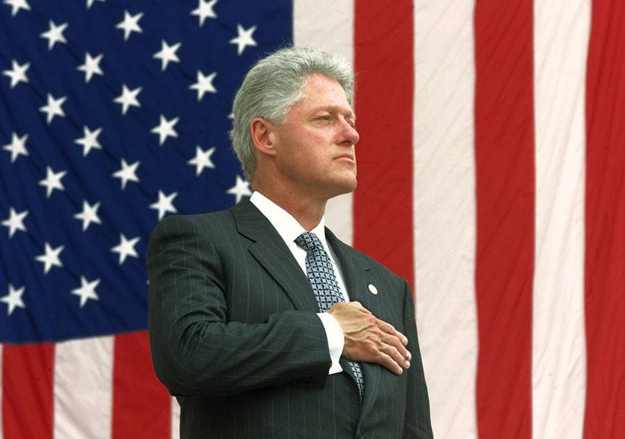 Bill Pledge Of Allegiance