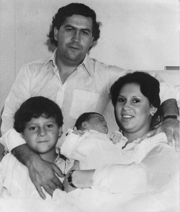 Birth Of Manuela Escobar