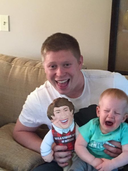 Kyle Craven Interview: The Real Bad Luck Brian Speaks Out