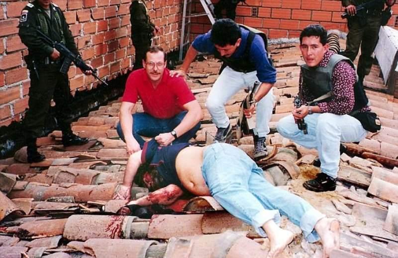 Death Of Escobar