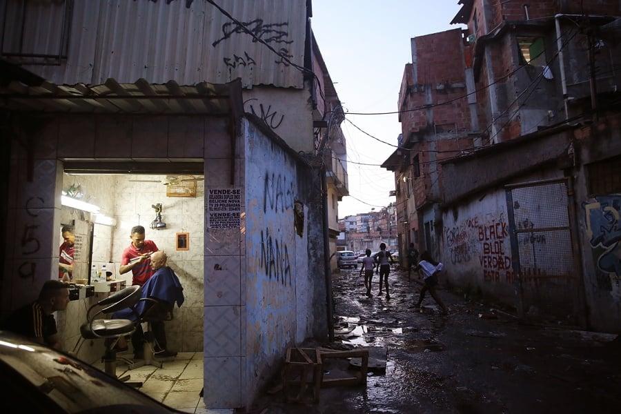 Dirty Slum Haircut