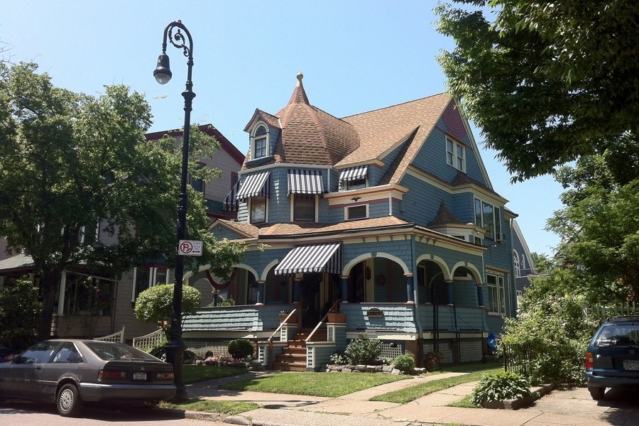 Ditmas Park Victorian