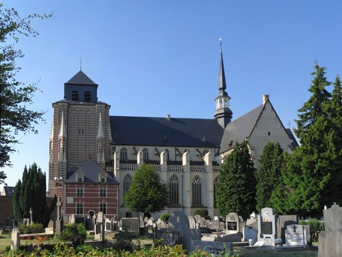 Geel Church Graveyard