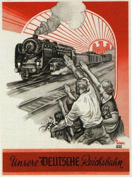 German Imperial Railroad