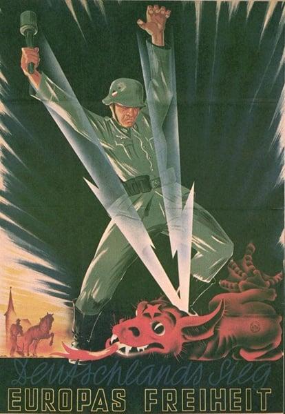 German Victory European Freedom