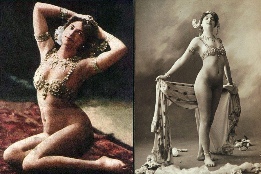 Photograph Of Mata Hari