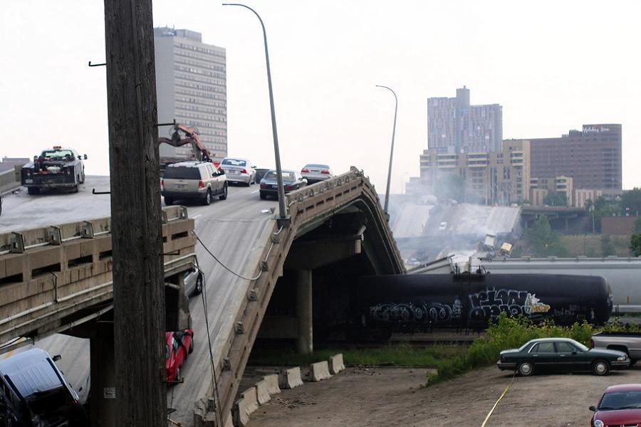 Gop Changes Collapsed Bridge