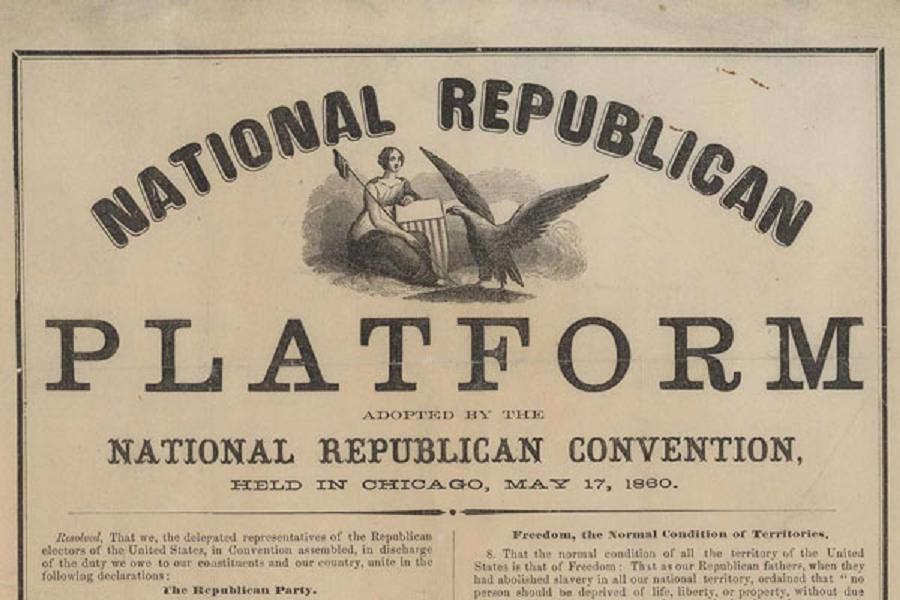 Gop Changes Republican Platform