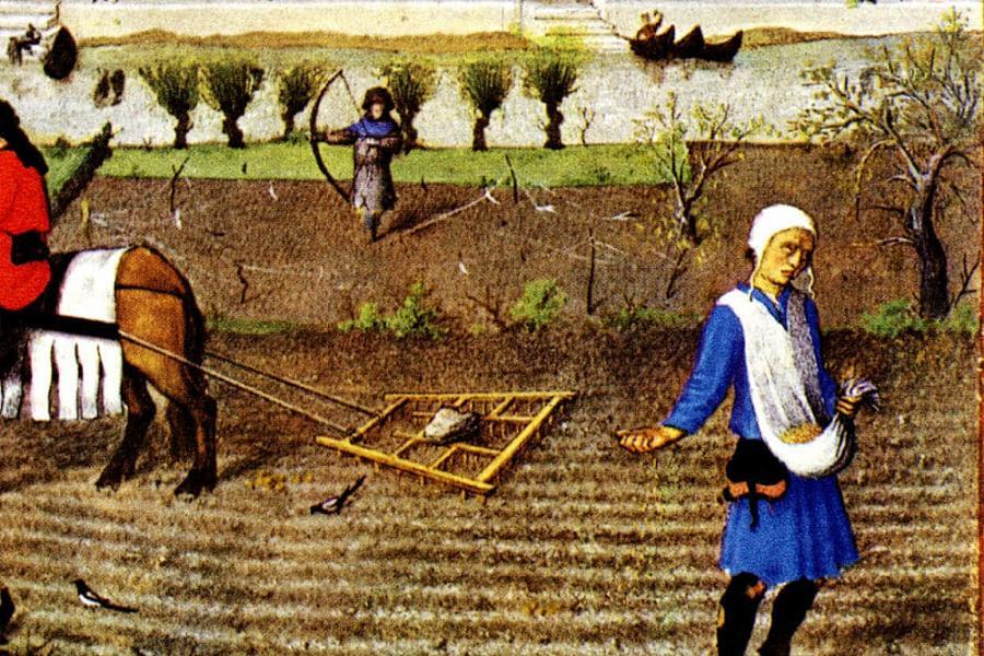Gross History Peasants