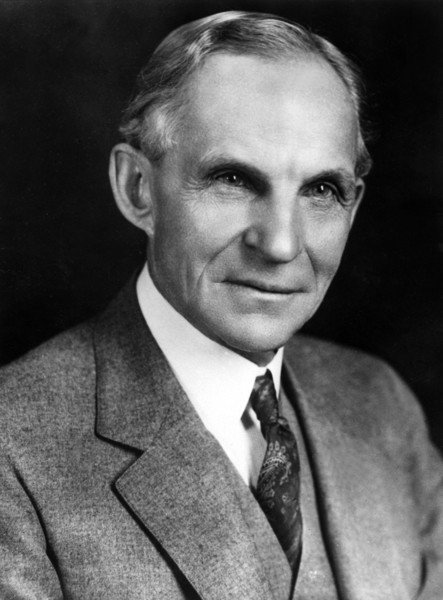 Henry Ford Richest People In History