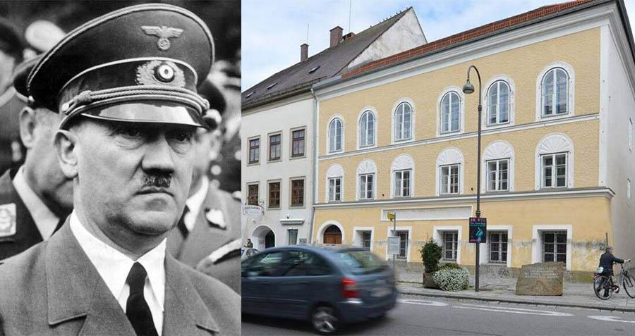 Adolf Hitler Birthplace