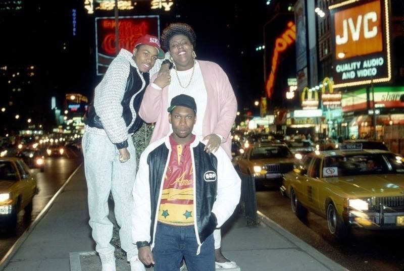 Krs One D Nice Times Square