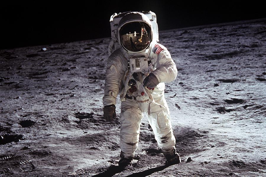 Moon Landing Hoax Aldrin