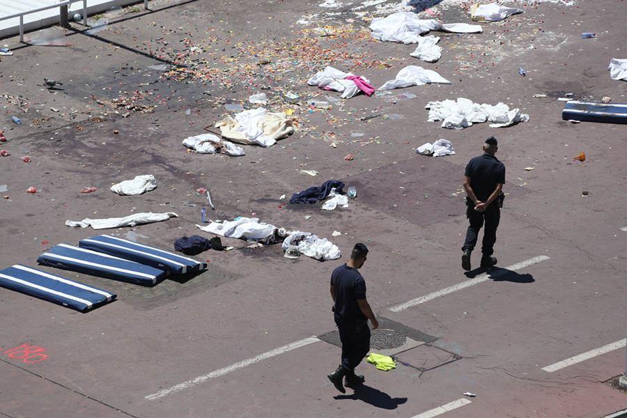 Nice Terrorist Attack Aftermath