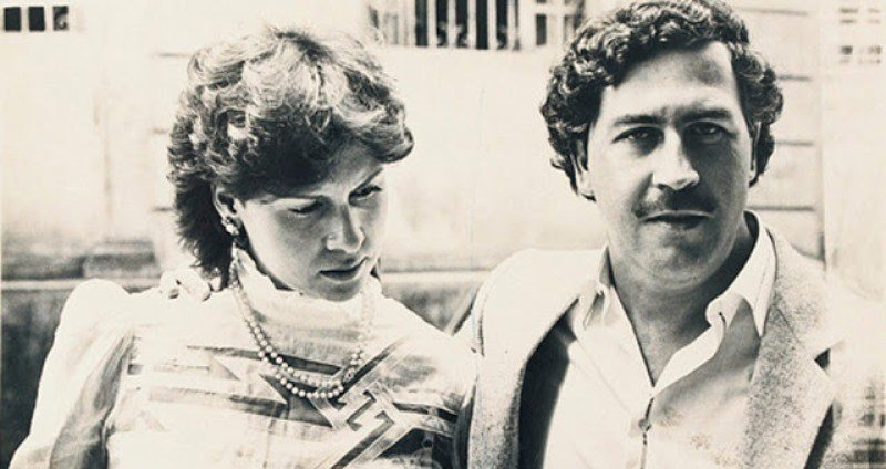 23 Fascinating Candid Photos From Pablo Escobar's Family Album