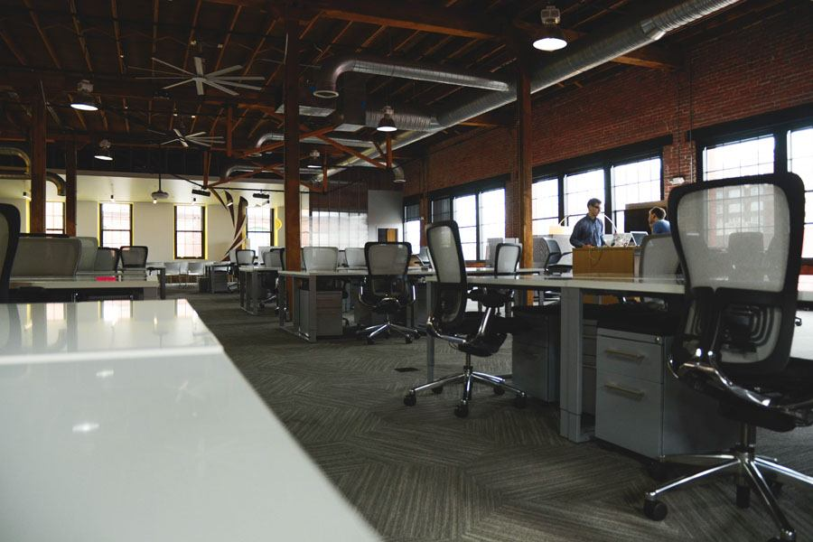 Sick Building Syndrome Open Office