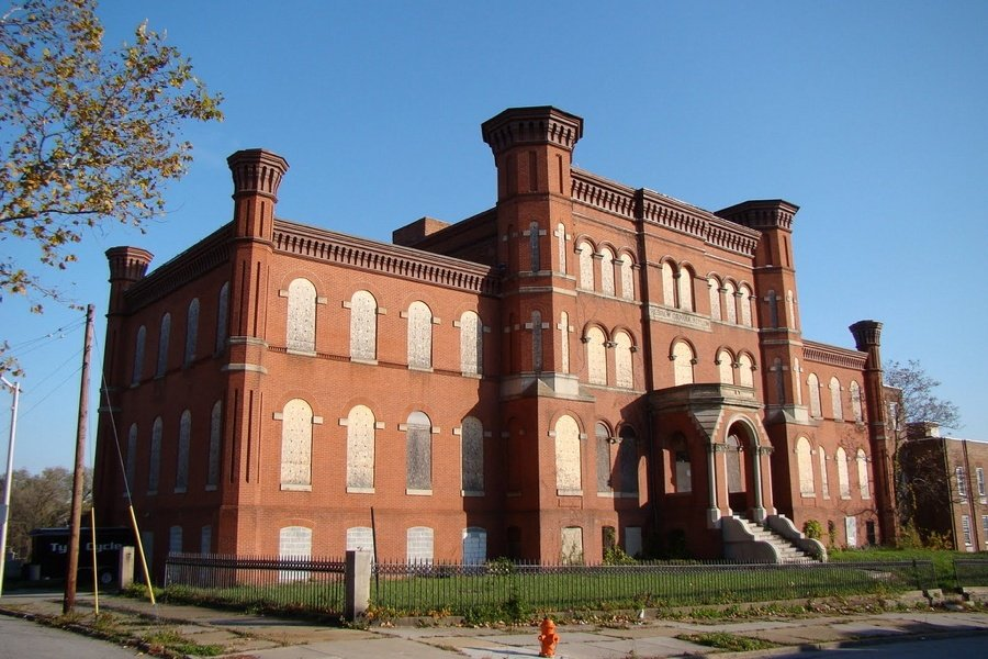 Baltimore Orphanage