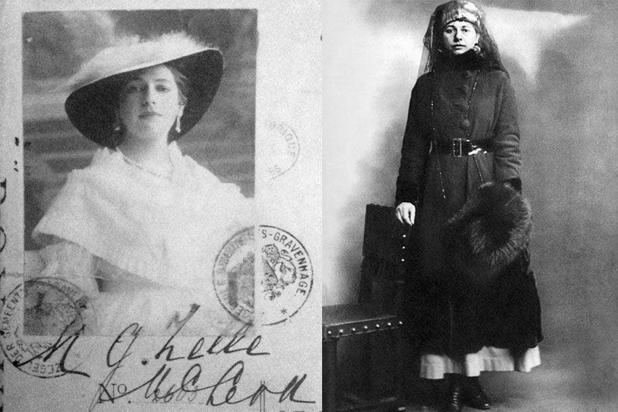 Mata Hari Picture