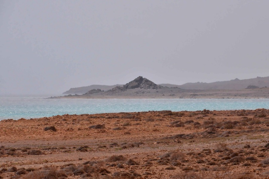 Red Earth Blue Water