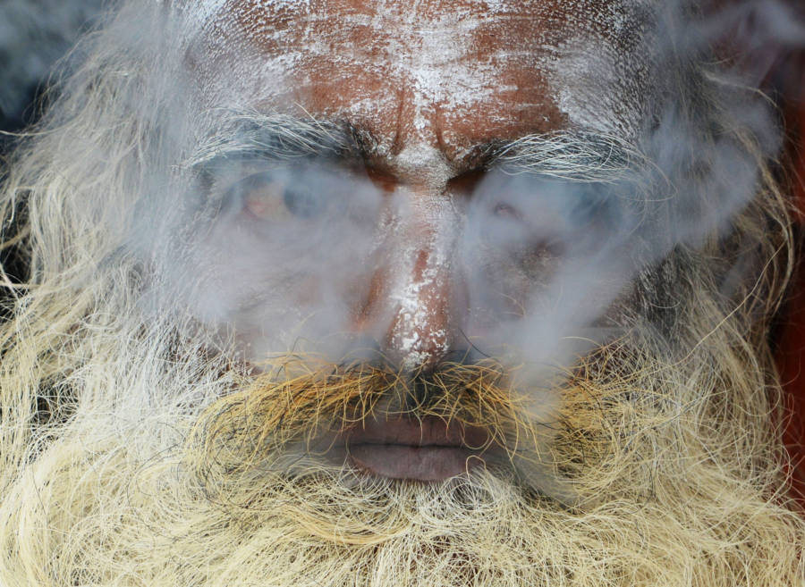 What Is Tantra Sadhu Smoke