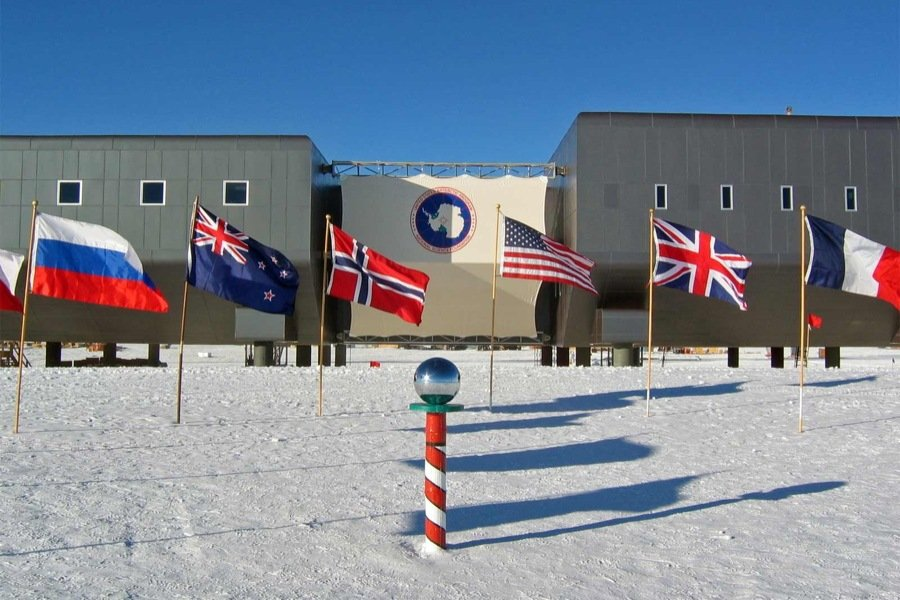 Nude Festivals At The South Pole