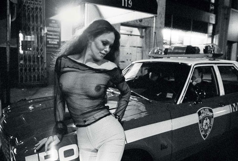 Times Square Prostitute