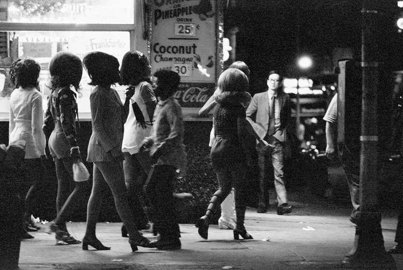 Times Square Prostitutes