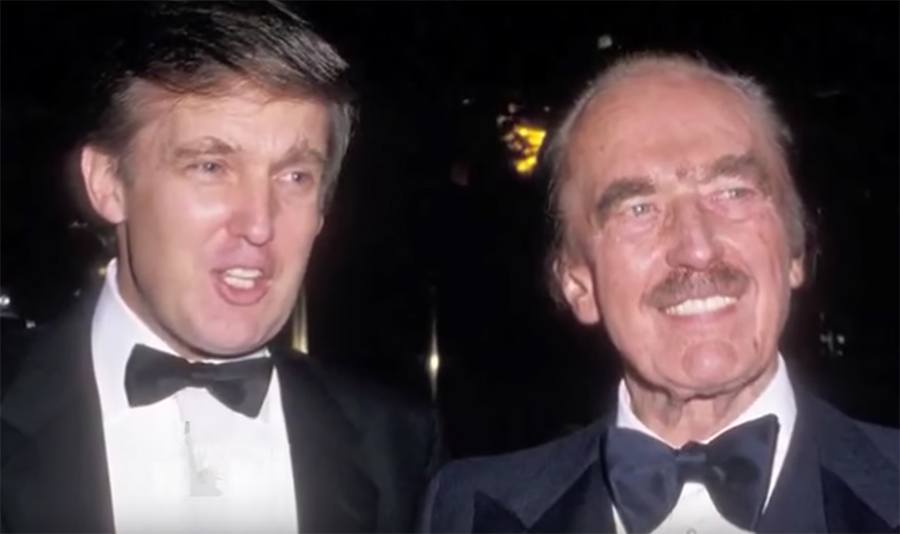 Trump And Dad