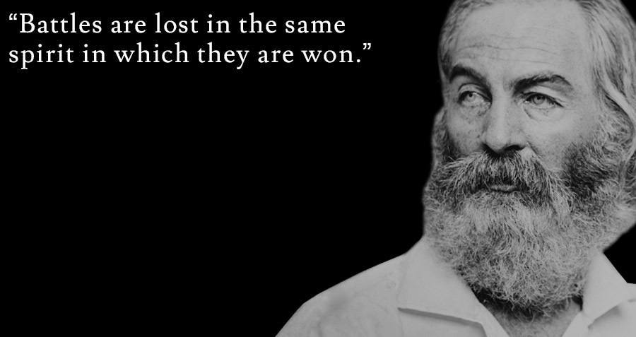 15 Walt Whitman Quotes Of Inspiring Beauty And Depth