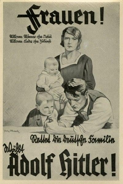 Women Rescue German Families
