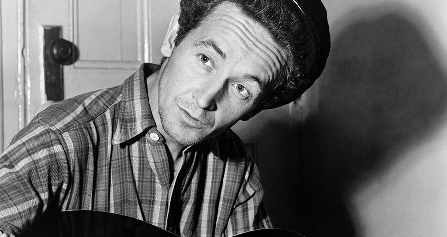 Woody Guthrie Wikimedia Commons