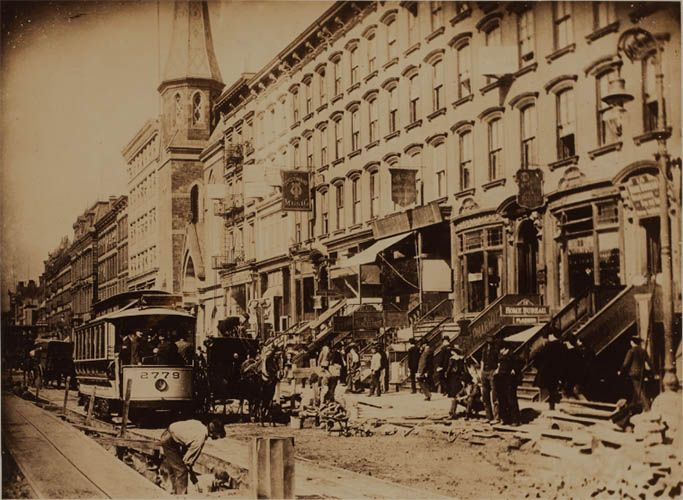 42nd Street   12th Avenue 1896