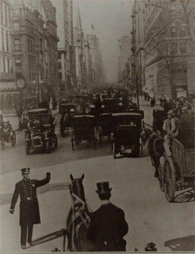 5th Avenue   25th Street 1909