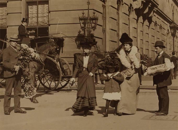 5th Avenue   33rd Street 1900