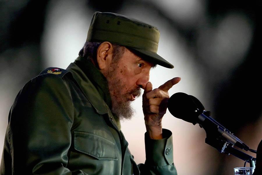 Fidel Speech