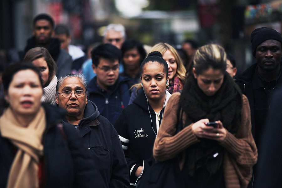 World Population Hits 7 Billion Mark