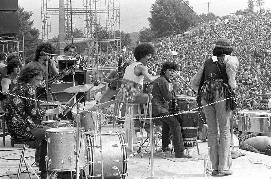 Santana At Woodstock 69436 16a