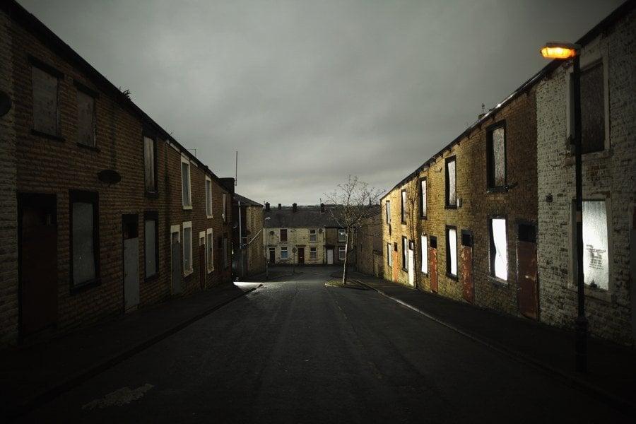 Abandoned Places Uk