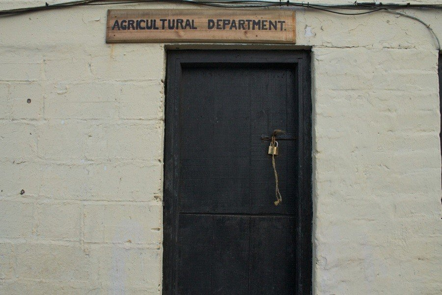 Agricultural Department