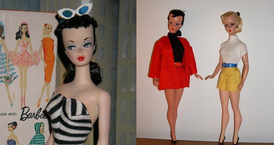 Barbie Doll And Bild Lilli