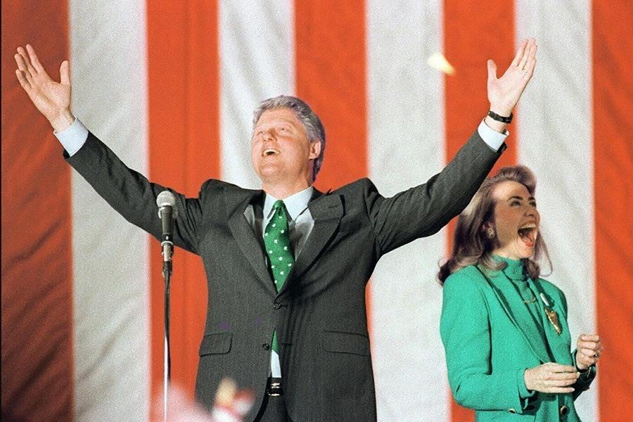 Bill Clinton Quotes Flag