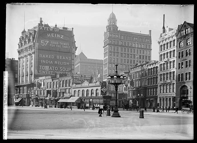 Broadway Before Flatiron