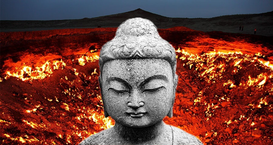 Buddhism  - cover