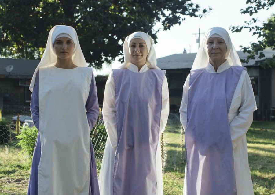 California Weed Nuns