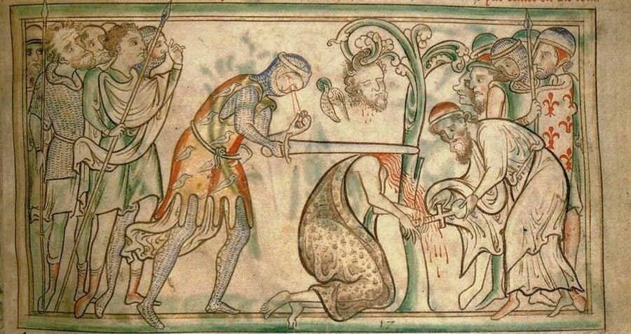Christian Martyrs Alban