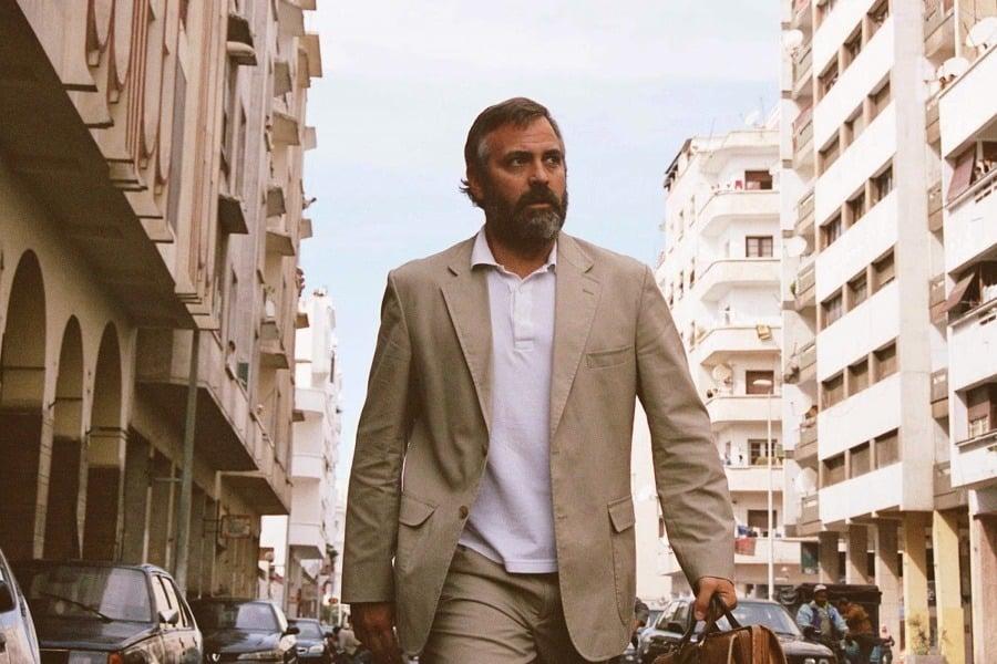 Clooney Syriana